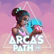 Carátula de Arca's Path VR - PC