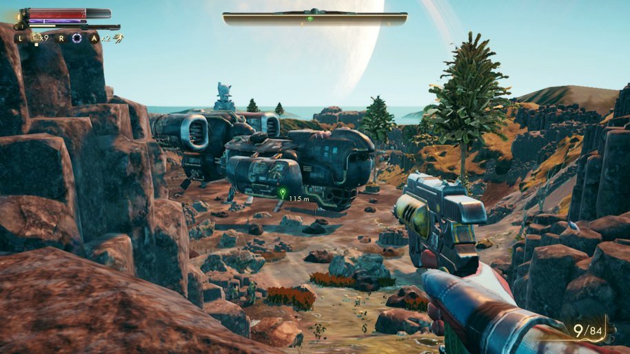 The Outer Worlds análisis
