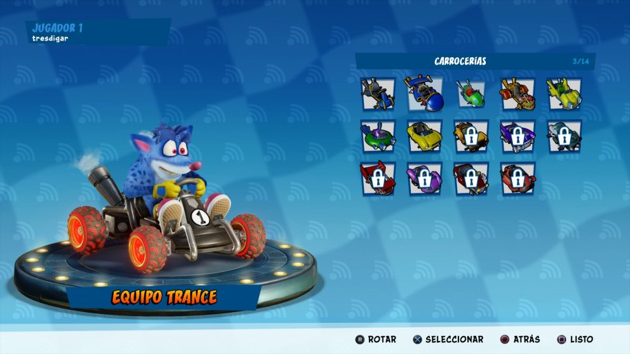Crash Team Racing Nitro-Fueled análisis