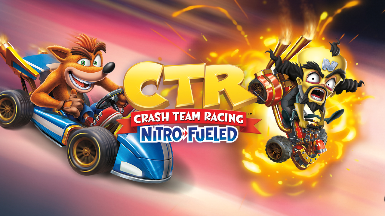 Crash Team Racing Nitro Fueled recibe una importante actualización cargada de mejoras