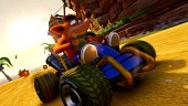 Así luce Crash Team Racing Nitro-Fueled