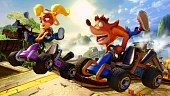 Primeras horas jugando a Crash Team Racing Nitro-Fueled