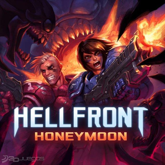 Resultado de imagen de HellFront: Honeymoon ps4 caratula