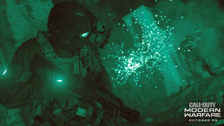 Call of Duty Modern Warfare: Infinity Ward ha vuelto. Call of Duty: Modern Warfare reinventa Call of Duty