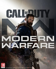 Carátula de Call of Duty: Modern Warfare - PC