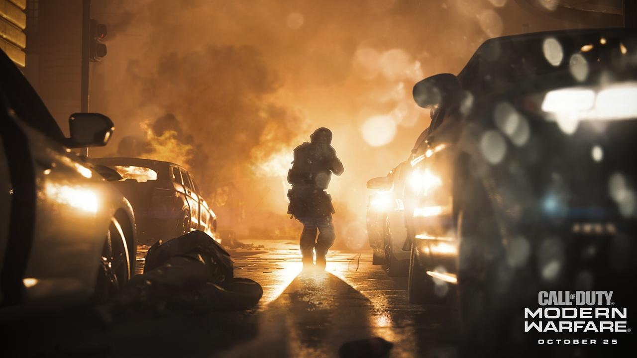 Modern Warfare presenta su espectacular trailer del modo multiplayer — Call of Duty