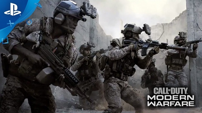 Ya puedes jugar gratis a Call of Duty Modern Warfare en PS4 con su alpha abierta Call_of_duty_2019-4947713