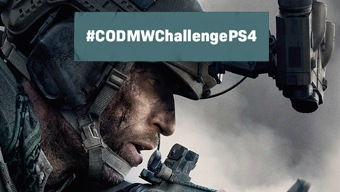¡Sexto y último desafío #CODMWChallengePS4 con Call of Duty y PS4!