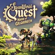 Carátula de SteamWorld Quest - Nintendo Switch