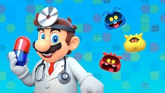 Dr. Mario World alcanzó dos millones de descargas en sus primeras 72 horas