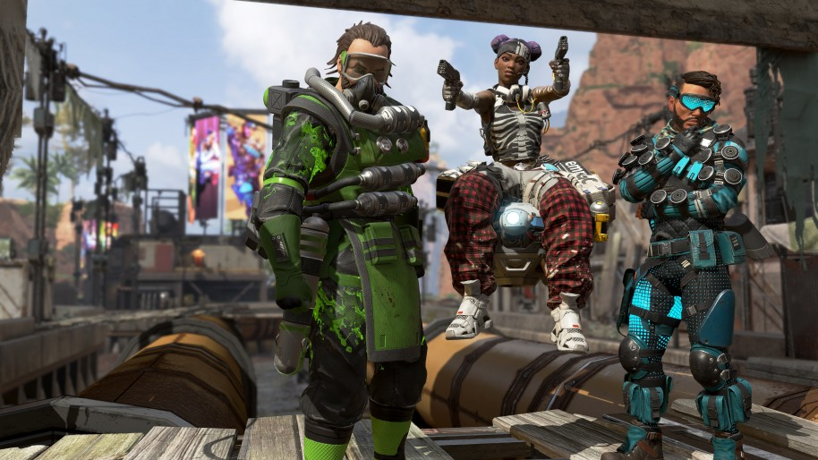 Apex Legends: Apex Legends, la incursión de Titanfall en el battle royale
