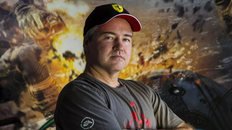 Vince Zampella director de EA DICE
