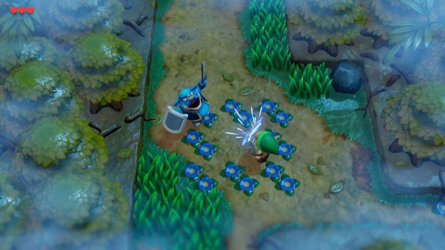 Zelda Link's Awakening: Zelda Link's Awakening, los 10 detalles de un remake ejemplar para Switch