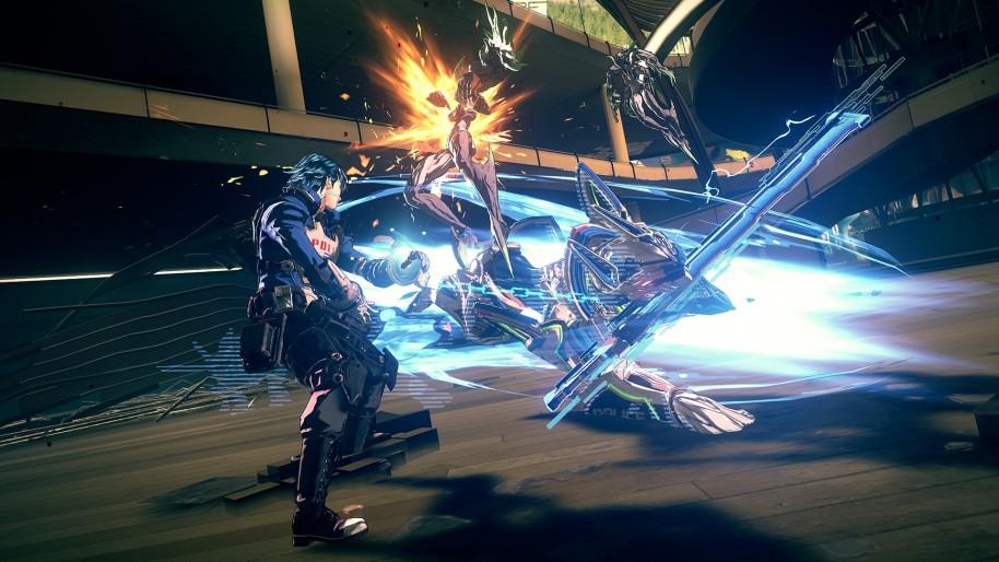 Astral Chain: Astral Chain y sus 5 armas para triunfar en Switch ¡Es puro Platinum Games!