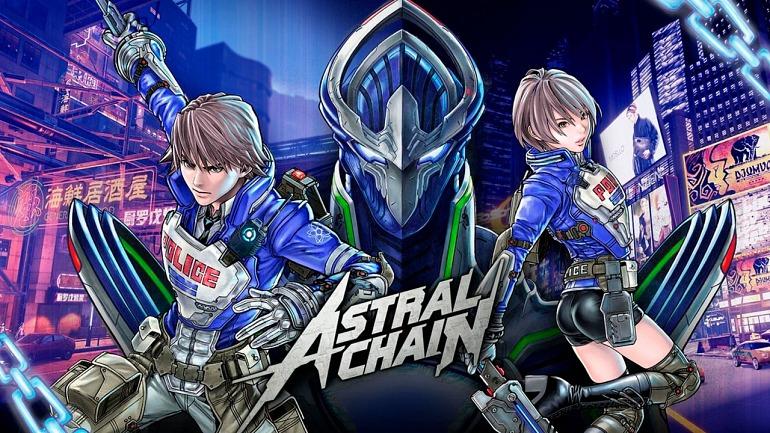 Imagen de Astral Chain