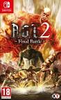 Attack on Titan 2: Final Battle Nintendo Switch
