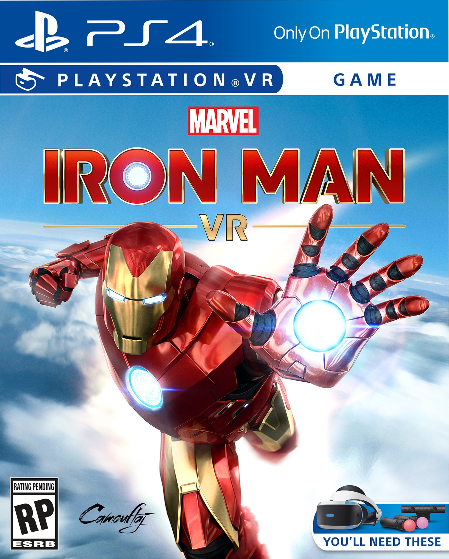 Iron Man VR: Sony llevará a Iron Man a la realidad virtual en 2019