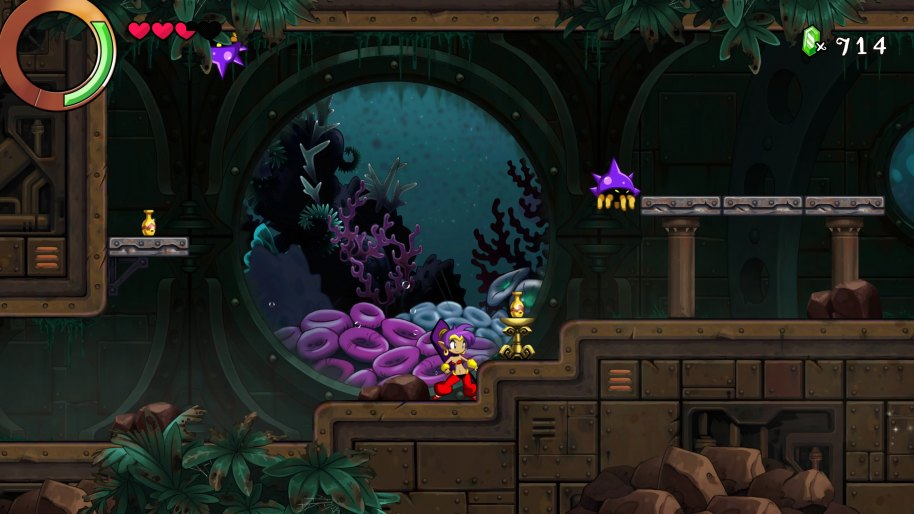Shantae and the Seven Sirens PC