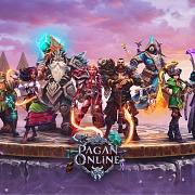 Carátula de Pagan Online - PC