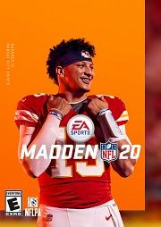 Carátula de Madden NFL 20 - PC