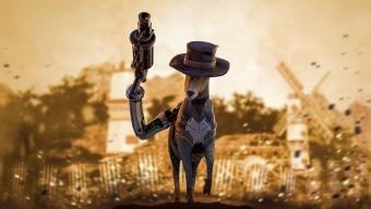 Goat of Duty recibe hoy su importante 'Actualización de la Comunidad'