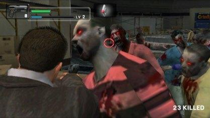 Dead Rising Terror en el Hipermercado Wii