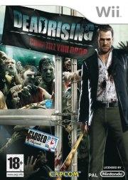 Carátula de Dead Rising: Terror en el Hipermercado - Wii