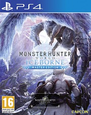 Carátula de Monster Hunter World: Iceborne - PS4