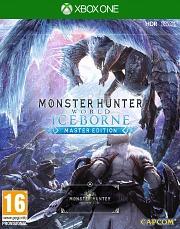 Carátula de Monster Hunter World: Iceborne - Xbox One