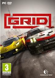 Carátula de GRID - PC
