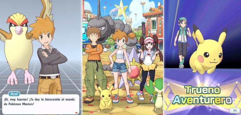 Pokémon Masters EX análisis