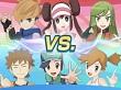Tráiler del combate a tres bandas de Pokémon Masters
