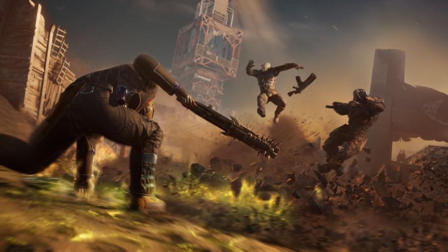 Outriders: Buscaban una nueva Tierra y encontraron el infierno. Impresiones de Outriders