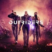 Carátula de Outriders - PS4