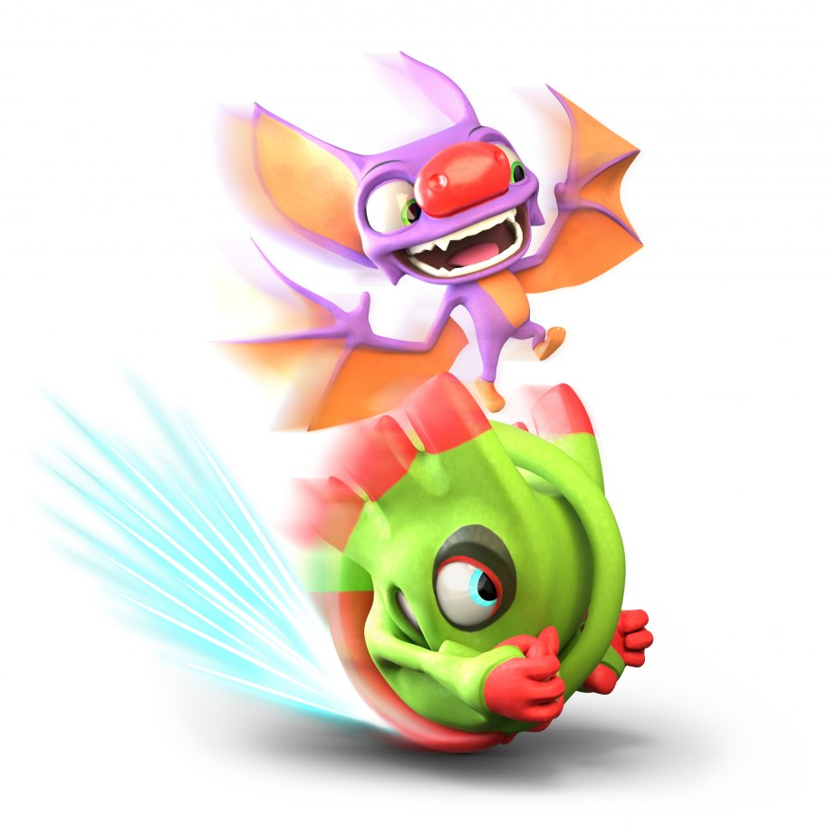 Yooka-Laylee and the Impossible Lair PC