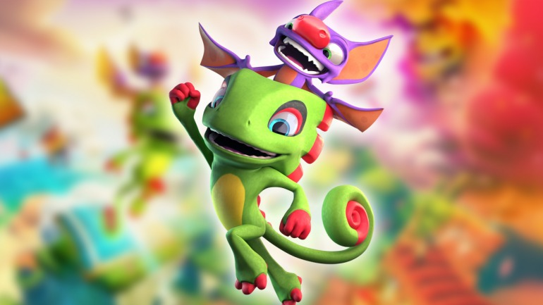 Juego Gratis | Yooka Laylee and the Impossible Lair Epic Games Yookalaylee_and_the_impossible_lair-5048925