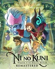 Carátula de Ni no Kuni: Remastered - PS4