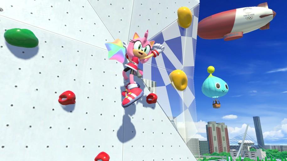 Mario y Sonic JJ.OO Tokio 2020: Mario y Sonic en los Juegos Olímpicos Tokio 2020, la visión olímpica de Nintendo y Sega