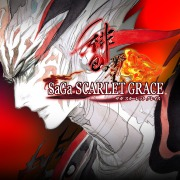 Carátula de SaGa Scarlet Grace Ambitions - Vita