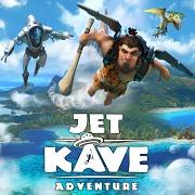 Carátula de Jet Kave Adventure - Nintendo Switch
