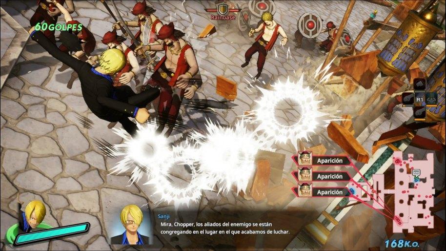 One Piece Pirate Warriors 4 PC