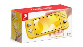 Nintendo Switch Lite anunciada oficialmente con precio, especificaciones y fecha de lanzamiento