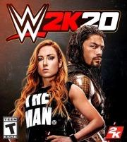 Carátula de WWE 2K20 - Xbox One