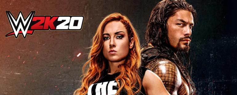 Imagen de WWE 2K20