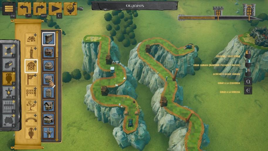 Rock of Ages 3 Make & Break: Probamos Rock of Ages 3, un juego de acción y estrategia con el que es difícil no reír