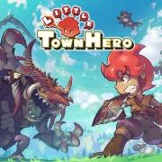 Carátula de Little Town Hero - PS4