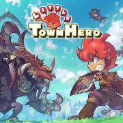 Carátula de Little Town Hero - PC