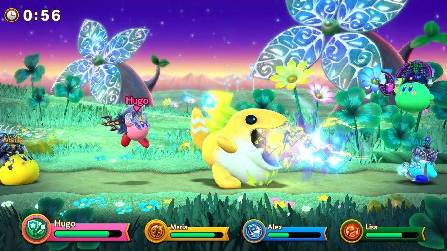 Super Kirby Clash Nintendo Switch
