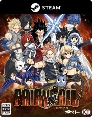 Carátula de Fairy Tail - PC