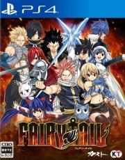 Carátula de Fairy Tail - PS4